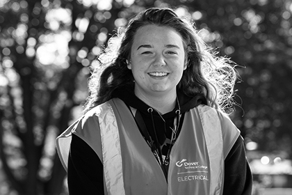 Hear what Ellie has to say about studying Electrical