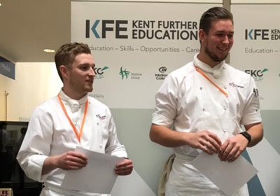 Students win at KFE Competition